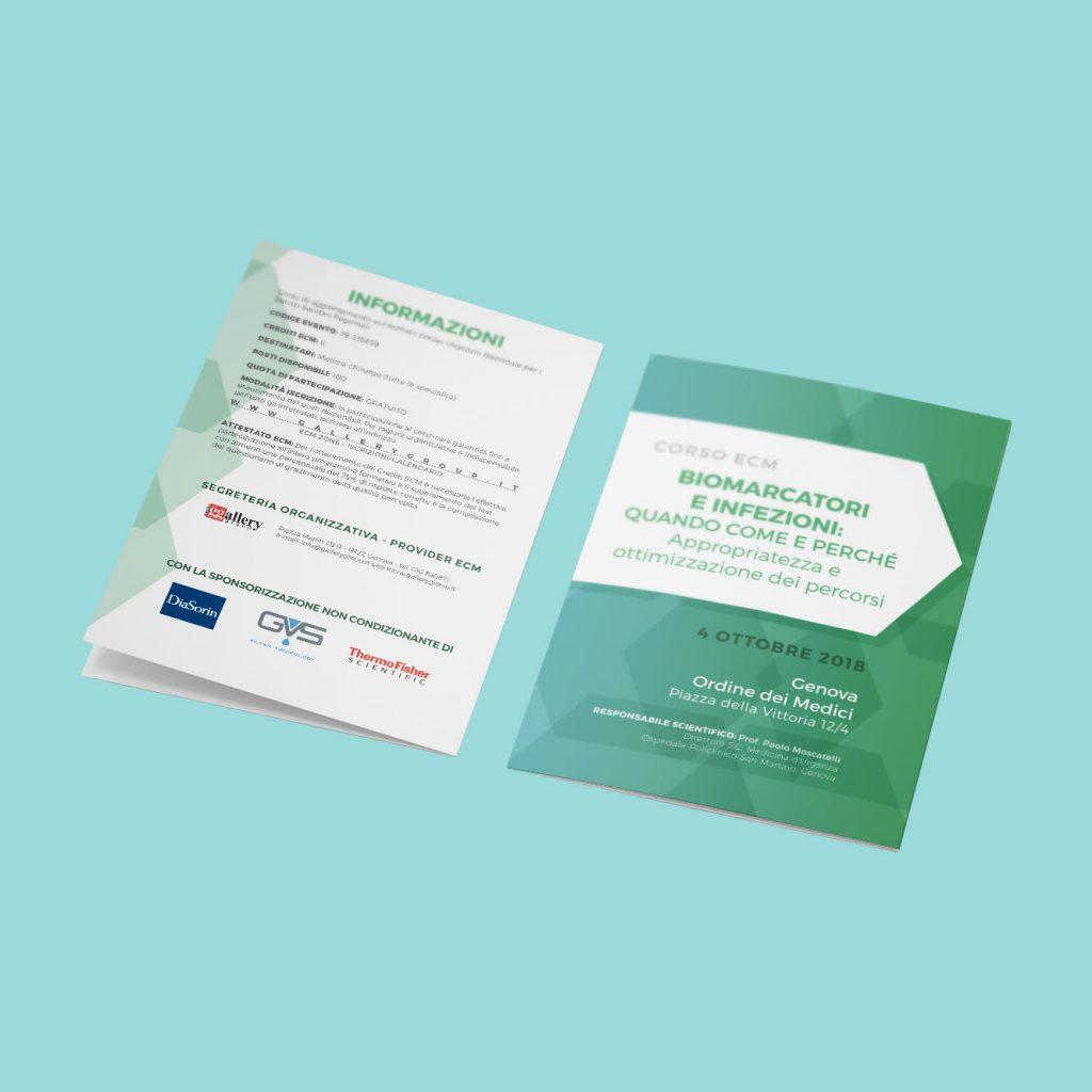 ECM res: materiale divulgativo