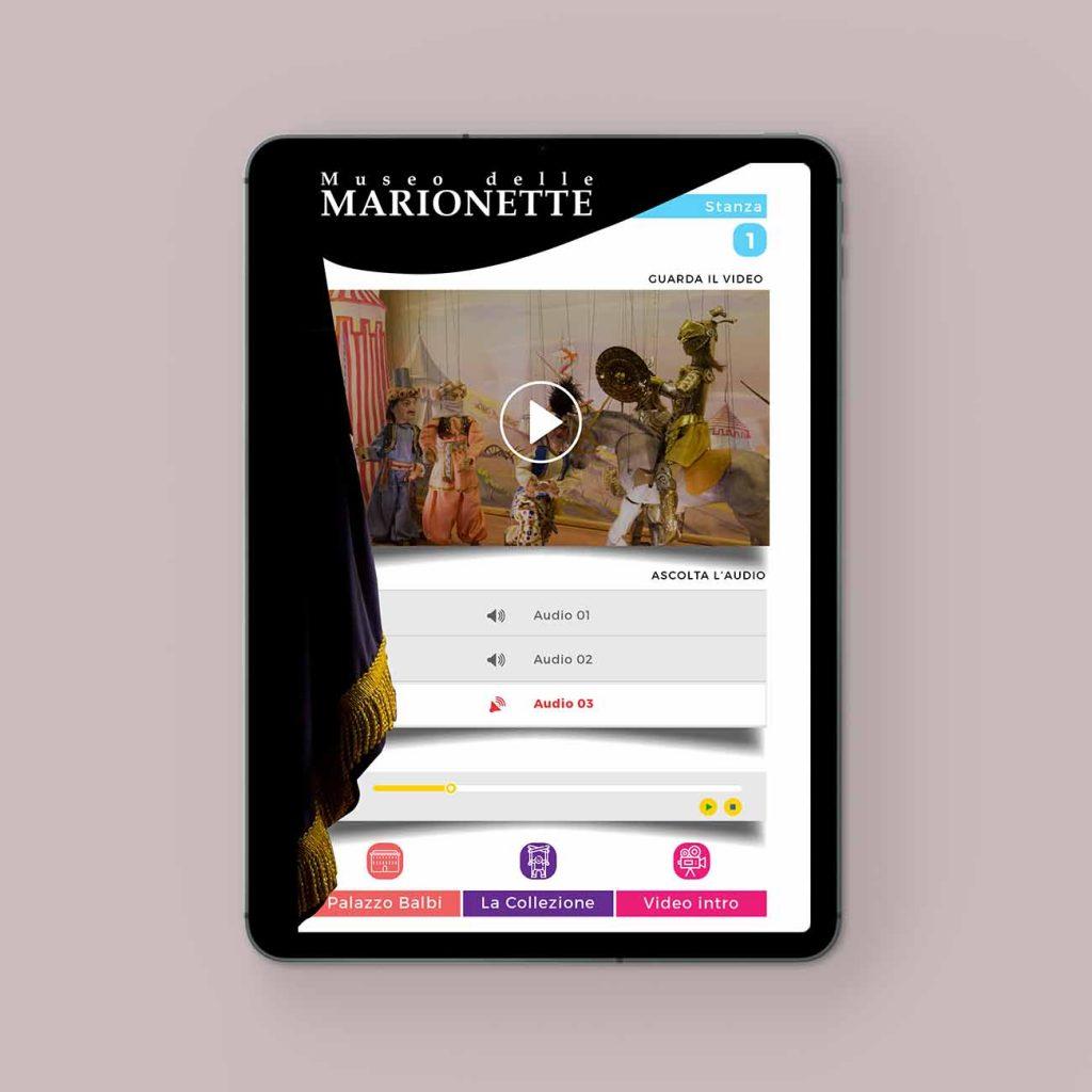 App: Museo delle Marionette