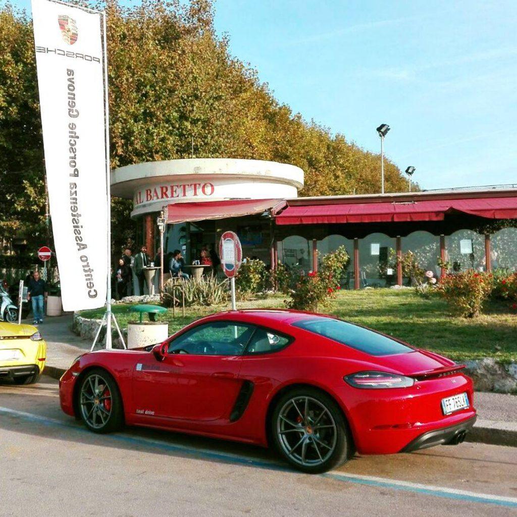 Evento: Un caffè con Porsche