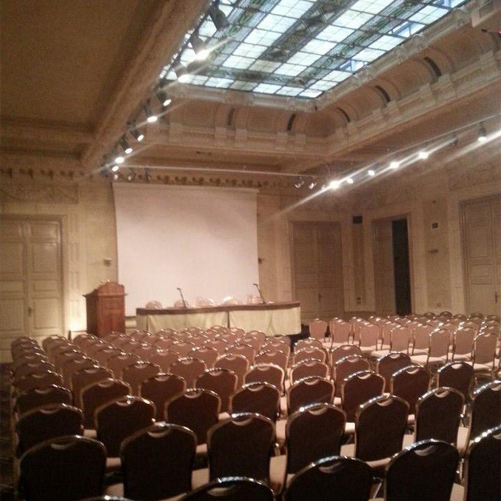 Sala congressi: Grand Hotel Baglioni Firenze
