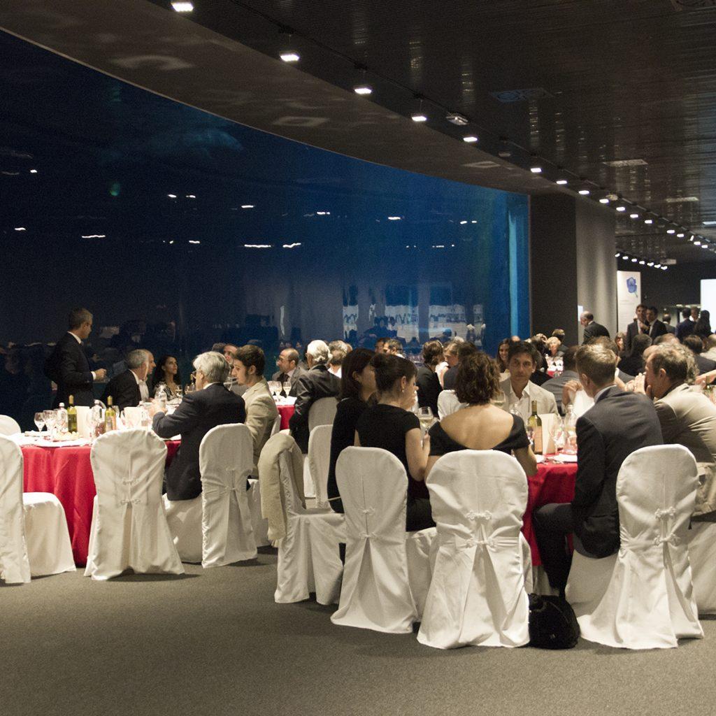 Evento: Cena di gala Acquario di Genova